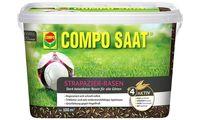 COMPO SAAT Strapazier-Rasen, 2 kg Eimer für 100 qm (60010064)