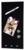 Hama glas-magneetbord 20x40 zwart 125978