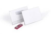Durable 811719 identity badge/badge holder PVC 25 pc(s)