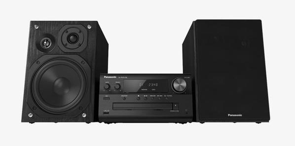 Mini audio system Panasonic SC-PMX70BEGK - SC-PMX70BEGK