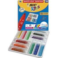 BIC Classpack de feutres de coloriage pointe moyenne KIDCOULEUR BIC