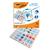BIC Classpack de 72 feutres effaçables VELLEDA, mine 1 mm, 8 couleurs assorties