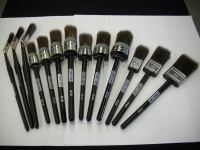 Starter kit with Assortment of 13 Brushes