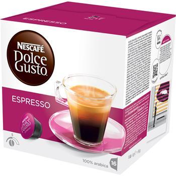 Krups Nescafé Dolce Gusto Espresso, 16 kapslí 40014338