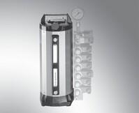 Bosch Rexroth R904100946 UPE2-1X/1,1G1,40/4AN-1V+04100945 Spann- + Antr.modul