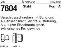 Verschlußschrauben AM26x1,5