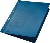 Ösenhefter, 1/1 Vorderdeckel, A4, kfm.- oder Amtsheftung, Manilakarton, blau