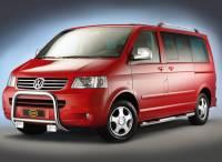 Dachreling für Volkswagen T5, Bj. 2003-2009, Edelstahl, Radstand 3000mm, ohne C-Schiene