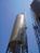 Einzügige Steigleiter Aluminium eloxiert