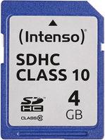 SDHC-Card 4GB, Class 10