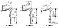 AEROQUIP 1S6FRC6