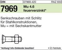DIN7969 M16x50