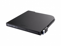 Buffalo MediaStation DVD-Brenner 8x Ultra-Thin Portable USB2.0 DVD Writer, M-Disc support Bild 1