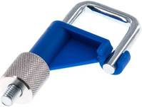 SKL20BLAU Schlauchklemme, 2 - 20 mm, blau