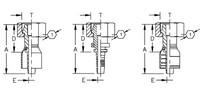 AEROQUIP 1S13MG6