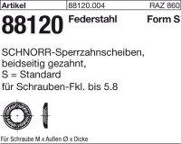 SCHNORR-Sperrzahnsch. S3,5x6x0,45