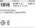 Kreuzlochmuttern M30x1,5