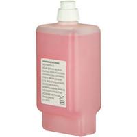 Seifencreme rosé, Nachfüllung, flüssig, Fußpatrone