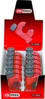 Mini-pijpsnijder in display 3,0-28,0mm, 12-dlg
