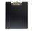 "Clipboard Folder A4 #ON TOUR#"""" black"