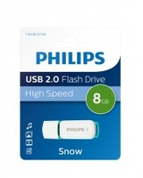 Philips FM08FD70B Snow edition USB-Flash-Laufwerk 8 GB USB 2.0