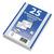 Briefumschläge C6 gummiert weiß Seidenfutter 25St/Pg