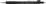 Druckbleistift GRIP 1347 Minenstärke: 0,7 mm, Härtegrad: B, Schaft: met.-schwarz