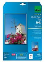 Inkjet Fotopapier Top_kip684_pk_vs