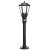 Steinel GL 16 S, GartenSensor-Lampe, schwarz