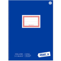 Collegeblock, liniert 9 mm, A4, 70 g/m², RC, weiß, 80 Blatt