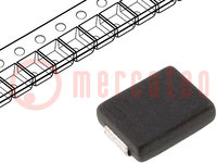 Diode: transil; 1,5kW; 33,3V; 31A; eenrichtings-; SMC; TransZorb®