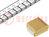 Condensator: tantaal; 4,7uF; 16VDC; SMD; Beh: B; 1210; ±10%