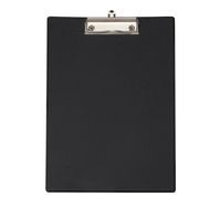 A4 Clipboard with plastic covering and insert pocket
