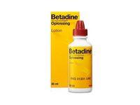 Betadine iodine 30 ml