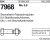 Sechskant-Paßschrauben M27x95