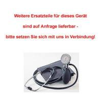 Zugbügel-Klettmanschette mit Membrane, f. Erw f. boso-med I