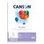 CANSON Bloc de 50 feuilles de papier dessin IMAGINE 200g A5 Blanc