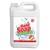 5 ETOILES Bidon de 5 litres de cr�me moussante parfum�e � la p�che pour le lavage des mains