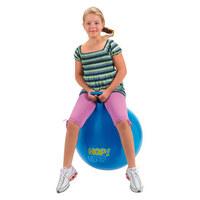 Hüpfball, Ø 65 cm, blau~