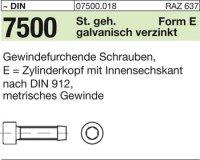 DIN7500 EM5x12