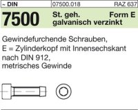 DIN7500 EM6x16