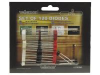 Velleman K/DIODE1 120Stück(e) Light Emitting Diodes (LEDs) Diode