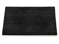 M Kokosmatte | schwarz | 1,7 cm Dicke | 200 cm x 400 cm