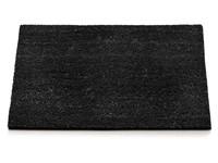 M Kokosmatte   schwarz   1,7 cm Dicke   200 cm x 400 cm