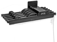 Arnos Hang-A-Plan Front Load Wall Rack for 5 Binders A1 and A2 W140xD175xH80mm Ref D064