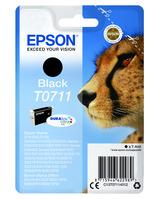 Epson Singlepack Black T0711 DURABrite Ultra Ink Bild 1