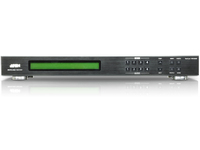 4 x 4 DVI Matrix Switchwith Videowall & ScalerSeamless switching DVI