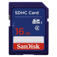 Sandisk SDSDB-016G-B35 Speicherkarte 16 GB SDHC Klasse 4