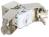 Keystone Modul RJ45 Buchse an LSA Cat.6A 24 Stück, Delock® [86405]