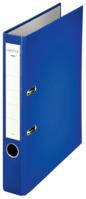 Ordner Plastik Chromos, mit Schlitzen, A4, schmal, blau